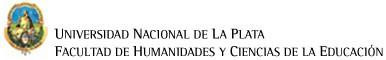Logo UNLP